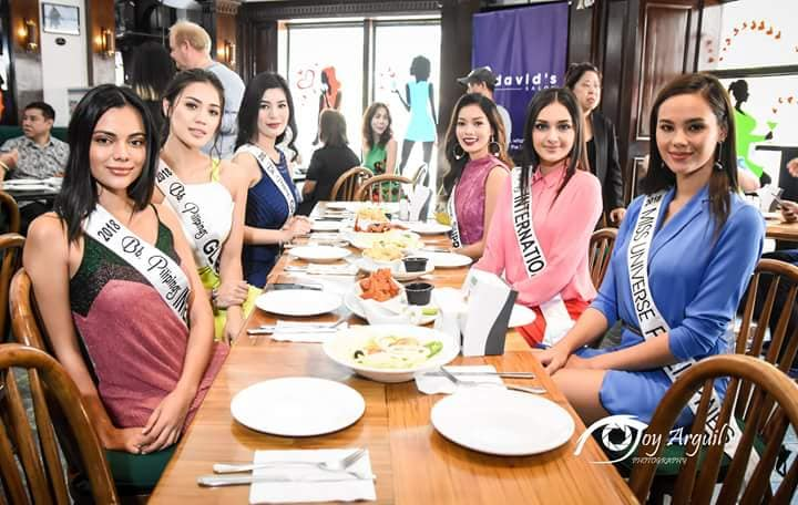 Michele Gumabao - Bb Pilipinas Globe 2018 31306810
