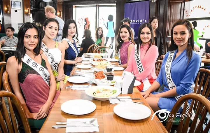 BINIBINING PILIPINAS - INTERNATIONAL 2018: Ma Ahtisa Manalo  31306814