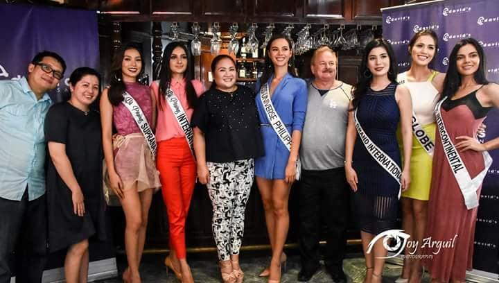 BINIBINING PILIPINAS - INTERNATIONAL 2018: Ma Ahtisa Manalo  31318115