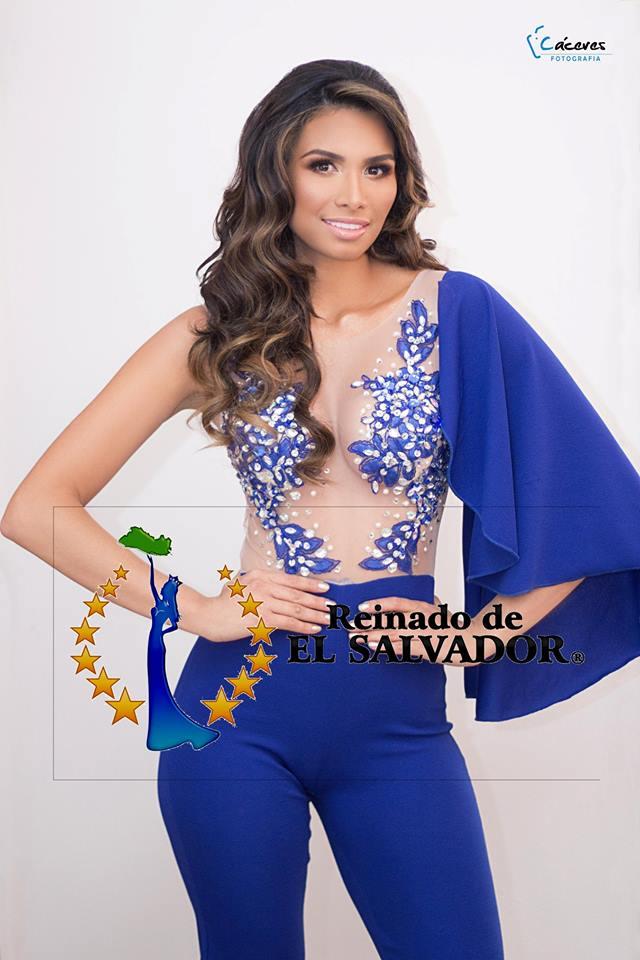 Candidatas a Reinado de El Salvador 2018  * Final 16 de junio * - Página 2 31328512