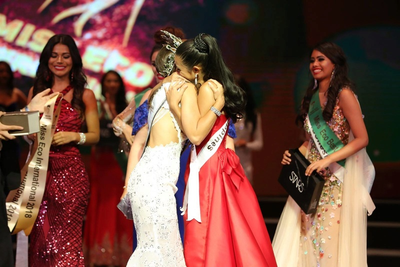 Miss Eco International 2018: Cynthia Thomalla from the Philippines 31357515