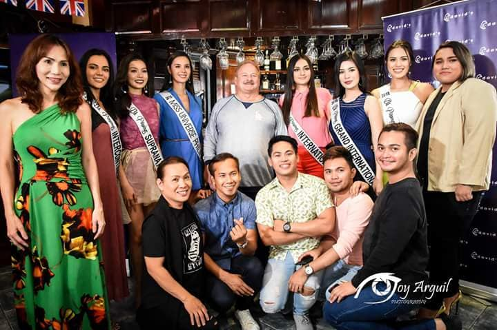 BINIBINING PILIPINAS - INTERNATIONAL 2018: Ma Ahtisa Manalo  31378714