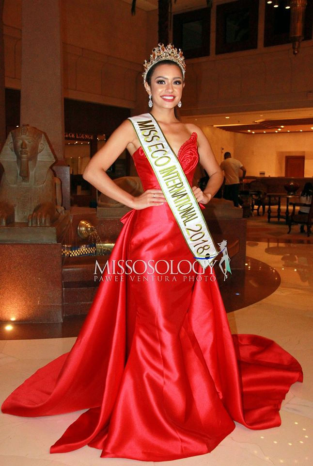 Miss Eco International 2018: Cynthia Thomalla from the Philippines 31394110