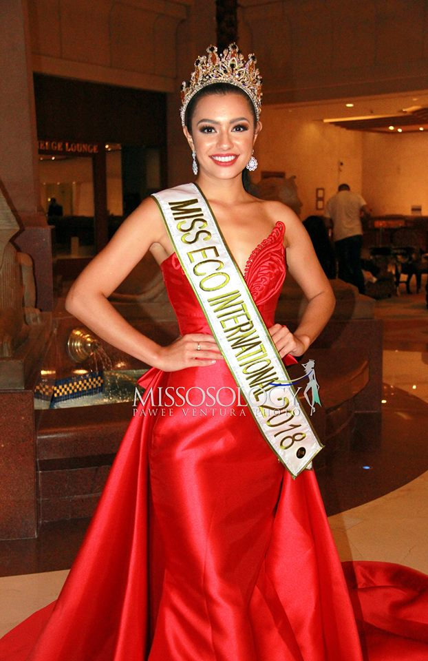 Miss Eco International 2018: Cynthia Thomalla from the Philippines 31400912
