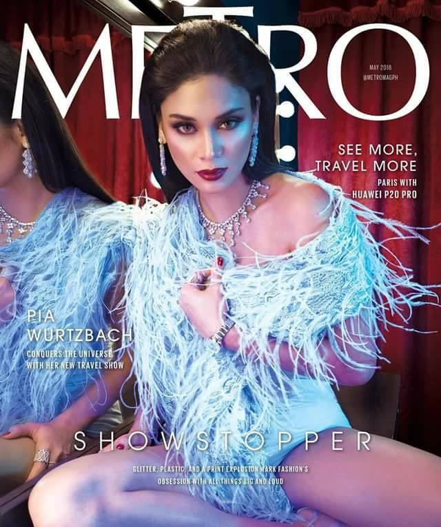 ♔ The Official Thread of MISS UNIVERSE® 2015 Pia Alonzo Wurtzbach of Philippines ♔  - Page 38 31404213