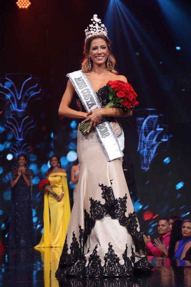 Natalia Carvajal (COSTA RICA 2018) 31416911