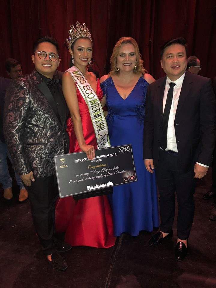 Miss Eco International 2018: Cynthia Thomalla from the Philippines 31460810