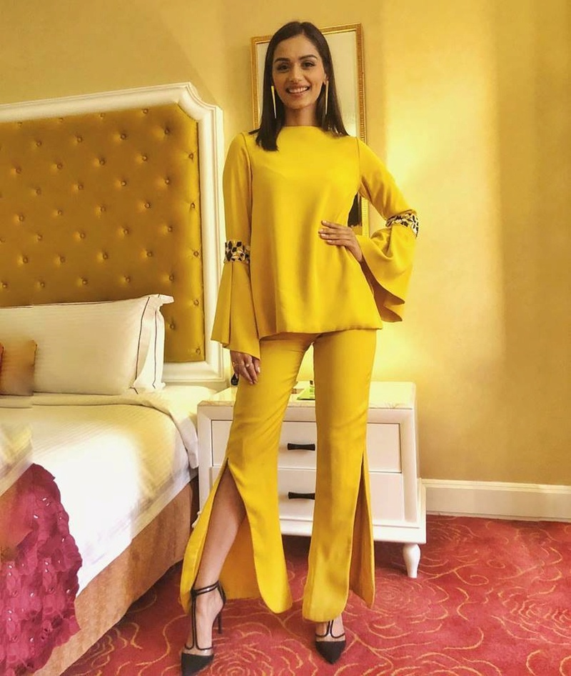 The Official Thread of Miss World 2017 ® Manushi Chhillar - India - Page 4 31484710