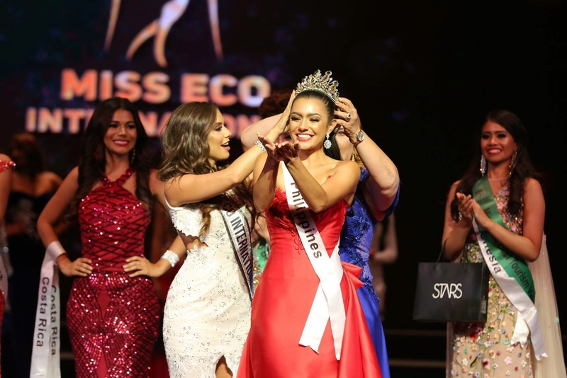 Miss Eco International 2018: Cynthia Thomalla from the Philippines 31490511