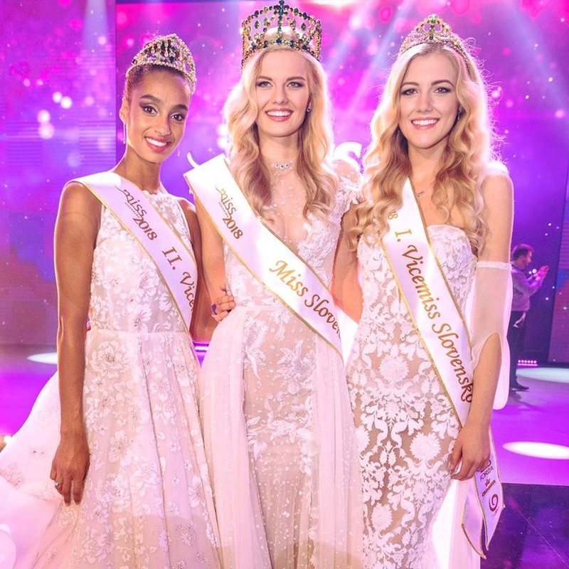 Miss Slovensko 2018 - Results! - Page 4 31521611