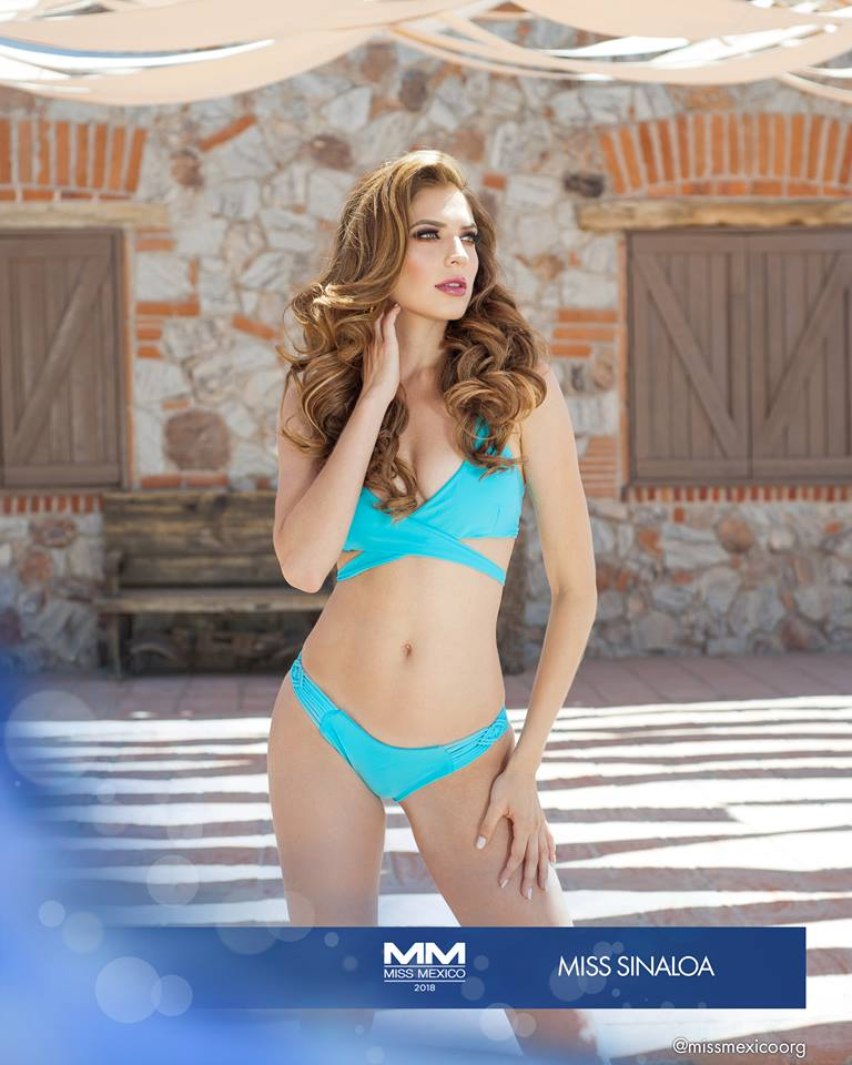Round 15th : Miss México 2018 31659310