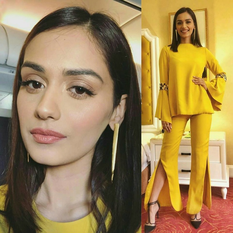 The Official Thread of Miss World 2017 ® Manushi Chhillar - India - Page 4 31693010