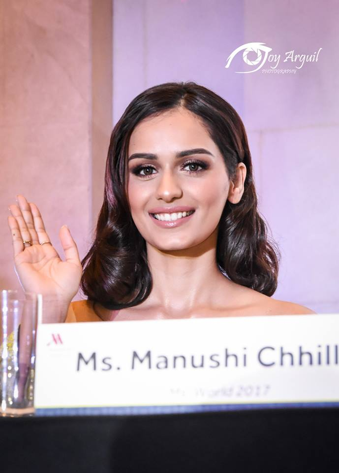 The Official Thread of Miss World 2017 ® Manushi Chhillar - India - Page 5 31719610