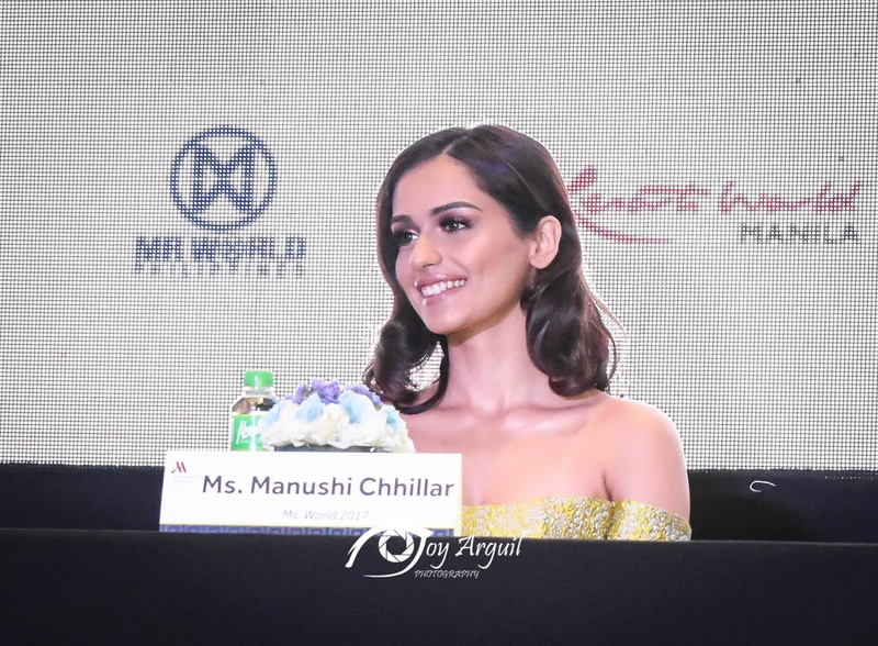 The Official Thread of Miss World 2017 ® Manushi Chhillar - India - Page 5 31723310