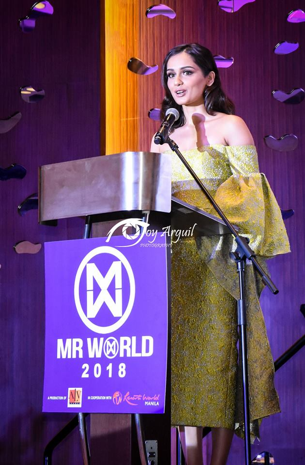 The Official Thread of Miss World 2017 ® Manushi Chhillar - India - Page 5 31760010