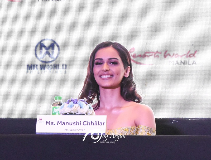 The Official Thread of Miss World 2017 ® Manushi Chhillar - India - Page 5 31781910