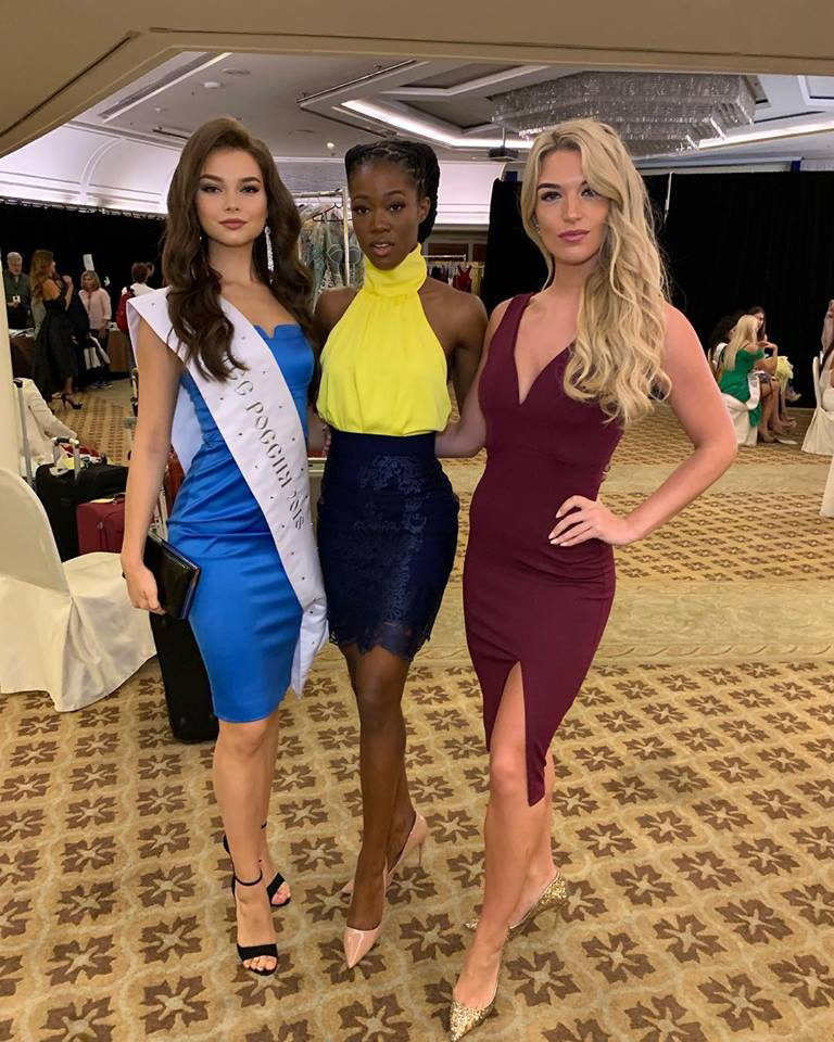 © PAGEANT MANIA © MISS UNIVERSE 2018 - OFFICIAL COVERAGE Finals - Page 12 3179