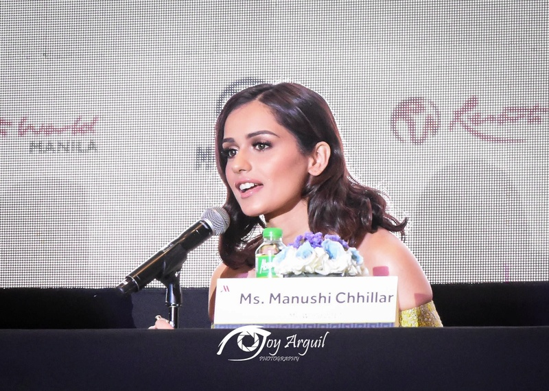 The Official Thread of Miss World 2017 ® Manushi Chhillar - India - Page 5 31880610