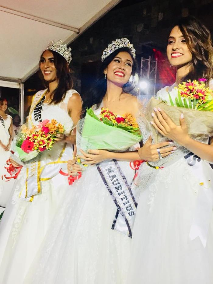 ROAD TO MISS UNIVERSE MAURITIUS 2018 - Results 31960411