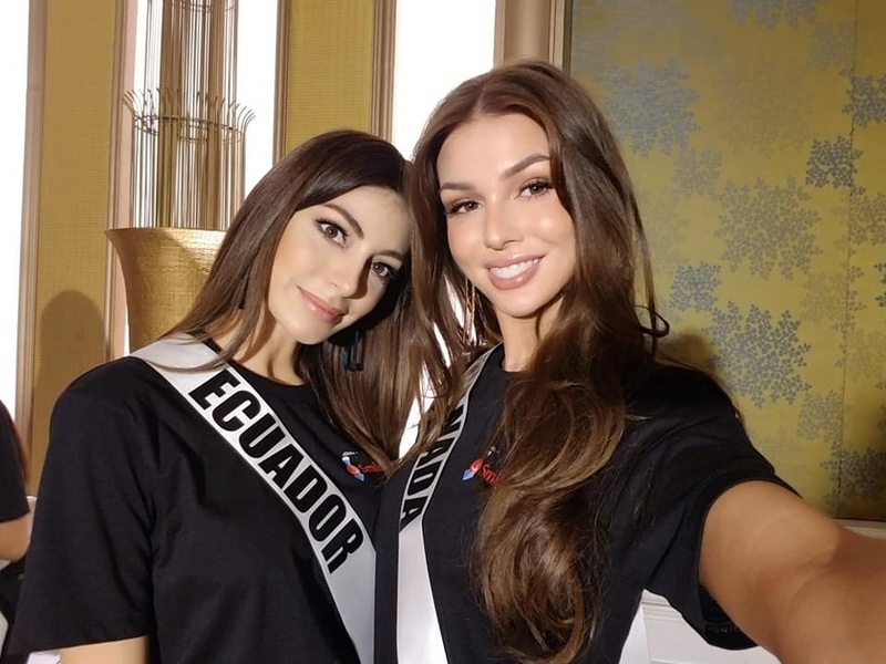 © PAGEANT MANIA © MISS UNIVERSE 2018 - OFFICIAL COVERAGE Finals - Page 22 3204