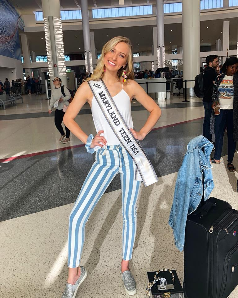 MISS TEEN USA 2018 is Kansas - Page 3 32215113