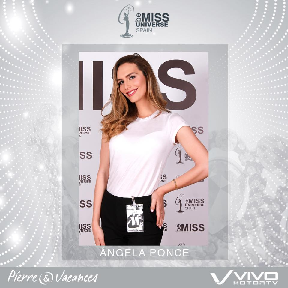 Road to Miss Universe SPAIN 2018 - is Angela Ponce a transgender woman 32595010