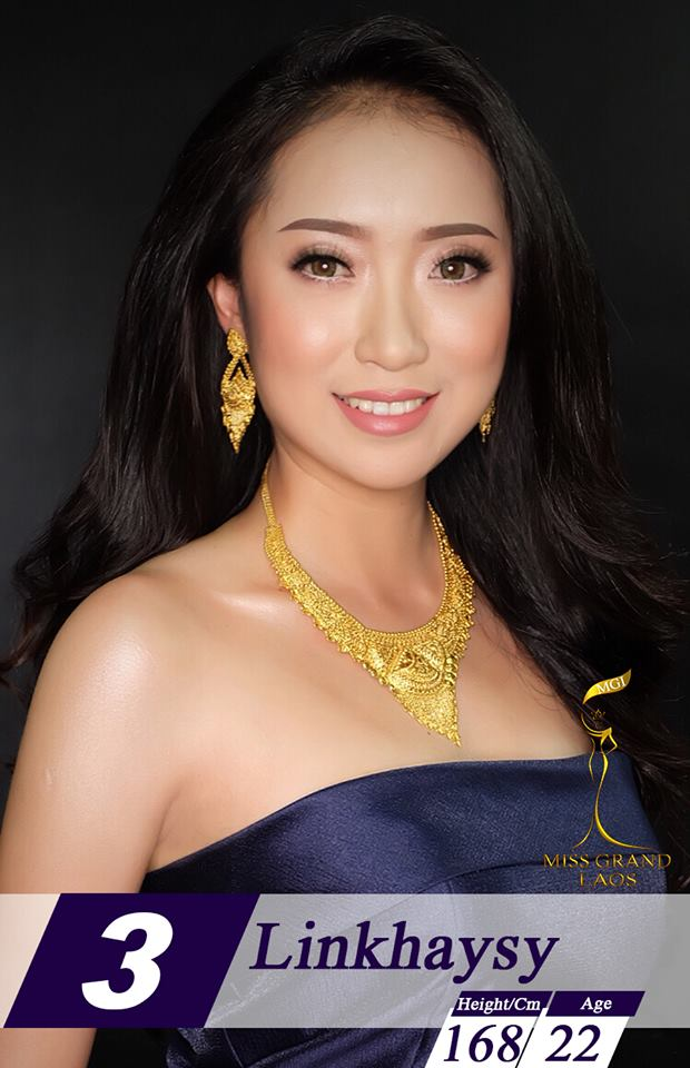 Miss Grand LAOS 2018 - results 394