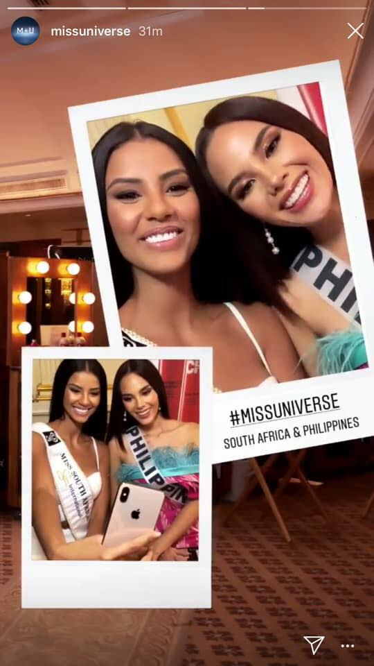 © PAGEANT MANIA © MISS UNIVERSE 2018 - OFFICIAL COVERAGE Finals - Page 12 4159