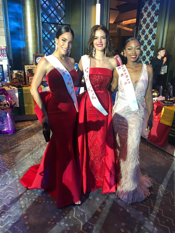 ✪✪✪ MISS WORLD 2018 - COMPLETE COVERAGE  ✪✪✪ - Page 28 4161
