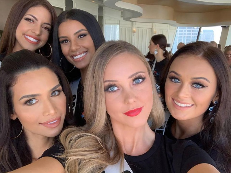 © PAGEANT MANIA © MISS UNIVERSE 2018 - OFFICIAL COVERAGE Finals - Page 22 4181