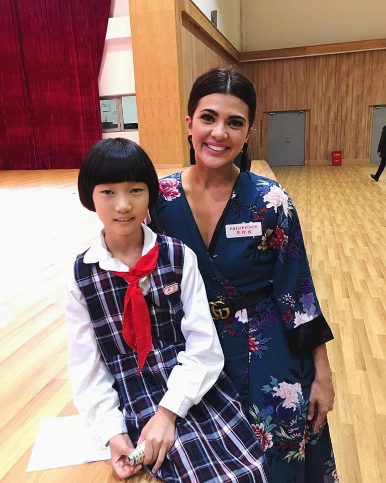 ✪✪✪ MISS WORLD 2018 - COMPLETE COVERAGE  ✪✪✪ - Page 29 4183