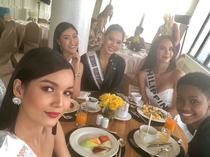 © PAGEANT MANIA © MISS UNIVERSE 2018 - OFFICIAL COVERAGE Finals - Page 12 46950111