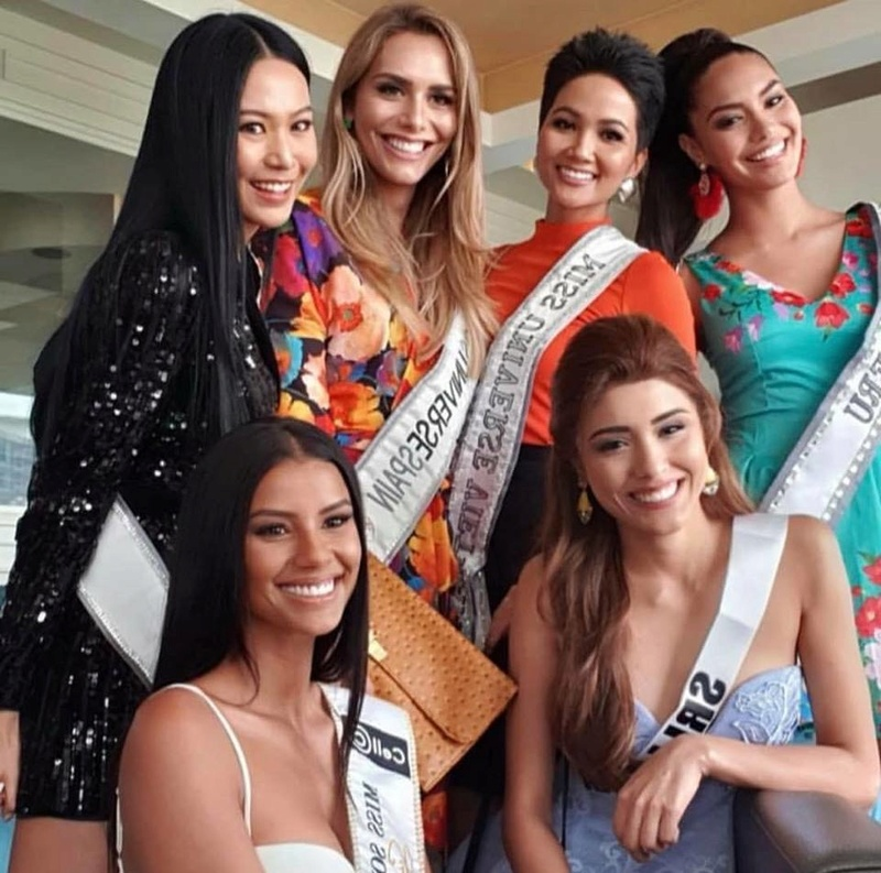 © PAGEANT MANIA © MISS UNIVERSE 2018 - OFFICIAL COVERAGE Finals - Page 12 47012211