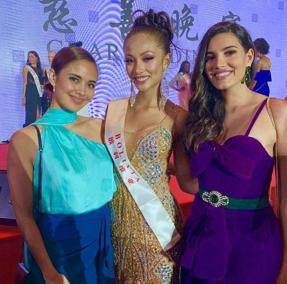 ✪✪✪ MISS WORLD 2018 - COMPLETE COVERAGE  ✪✪✪ - Page 28 47043811
