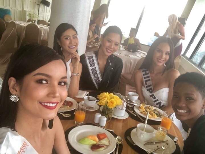 © PAGEANT MANIA © MISS UNIVERSE 2018 - OFFICIAL COVERAGE Finals - Page 12 47073610