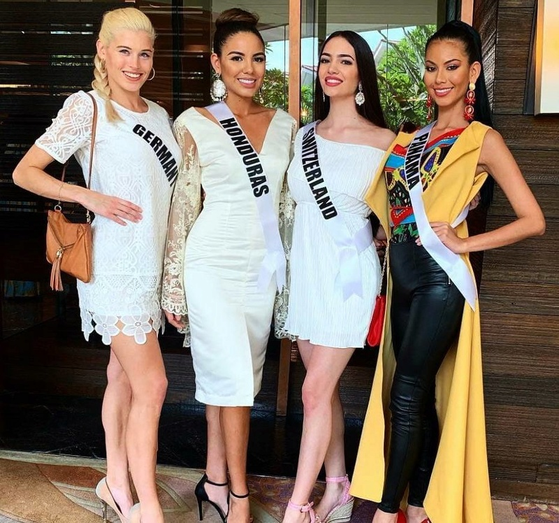 © PAGEANT MANIA © MISS UNIVERSE 2018 - OFFICIAL COVERAGE Finals - Page 20 47179010