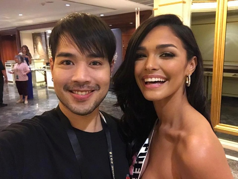 © PAGEANT MANIA © MISS UNIVERSE 2018 - OFFICIAL COVERAGE Finals - Page 23 47196413