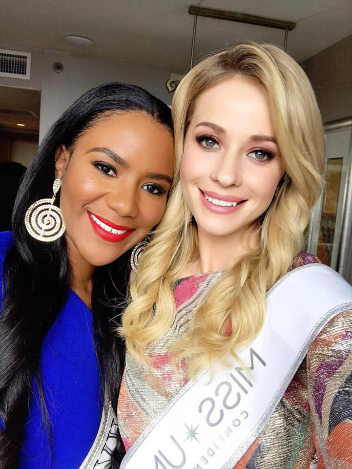 © PAGEANT MANIA © MISS UNIVERSE 2018 - OFFICIAL COVERAGE Finals - Page 23 47207711