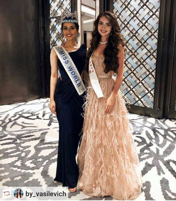 ✪✪✪ MISS WORLD 2018 - COMPLETE COVERAGE  ✪✪✪ - Page 28 47235810