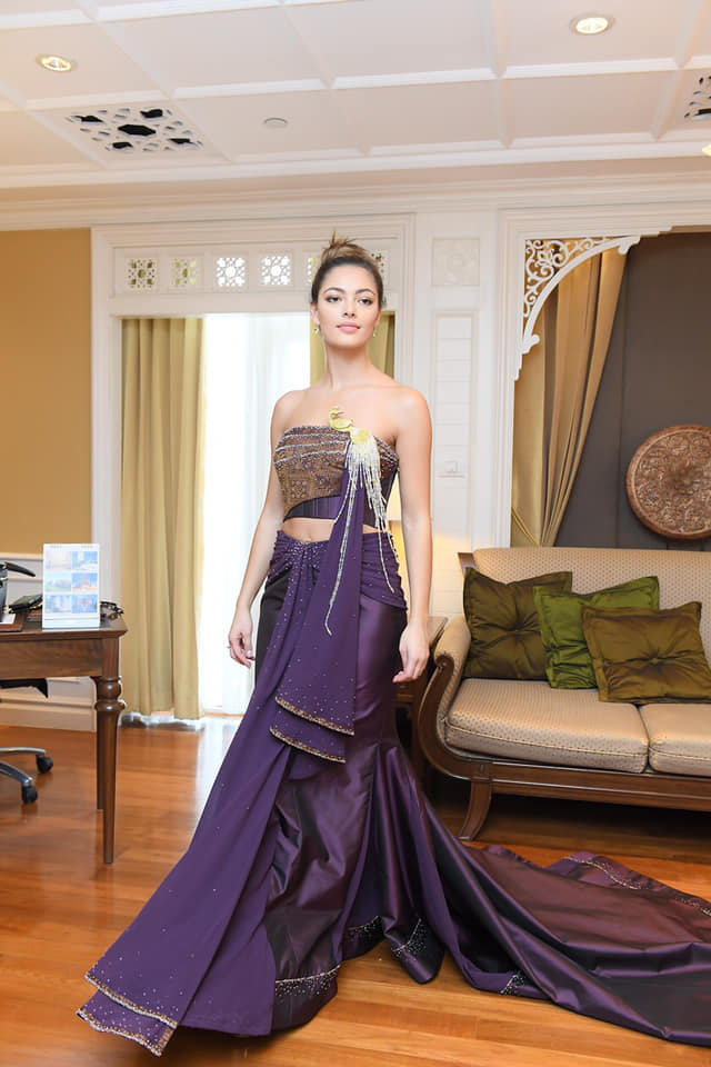 ♔ The Official Thread of MISS UNIVERSE® 2017 Demi-Leigh Nel-Peters of South Africa ♔ - Page 15 47235912