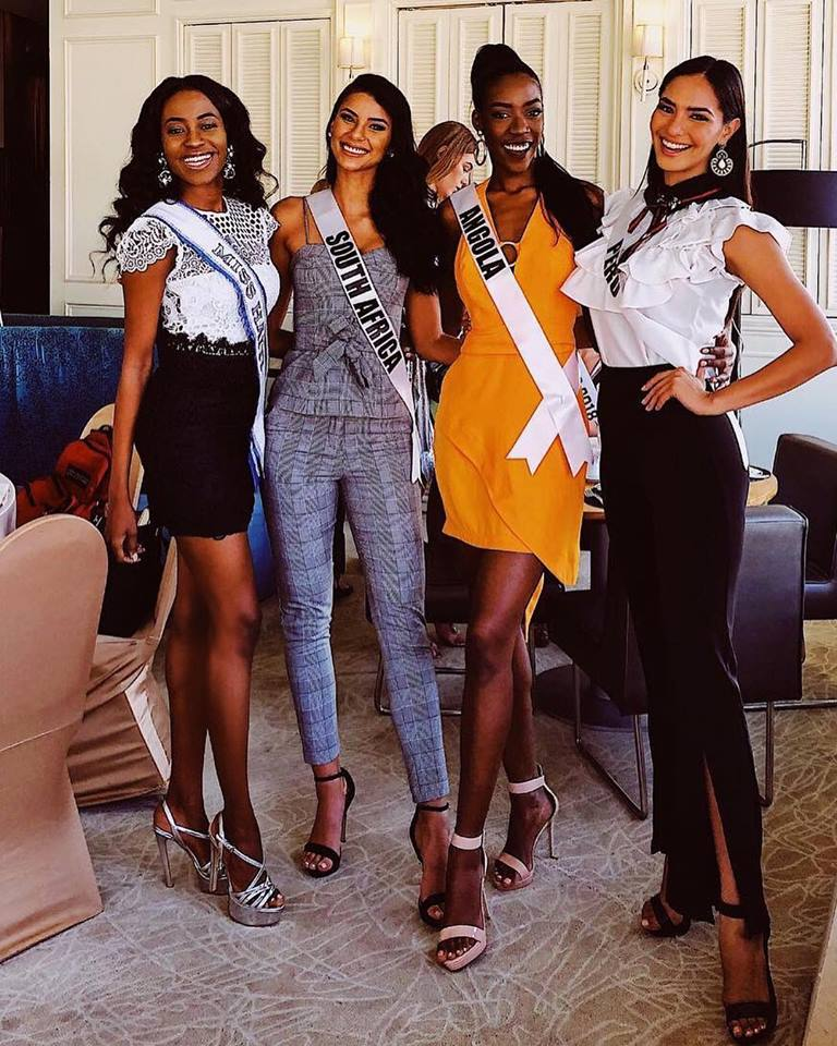 © PAGEANT MANIA © MISS UNIVERSE 2018 - OFFICIAL COVERAGE Finals - Page 23 47247210