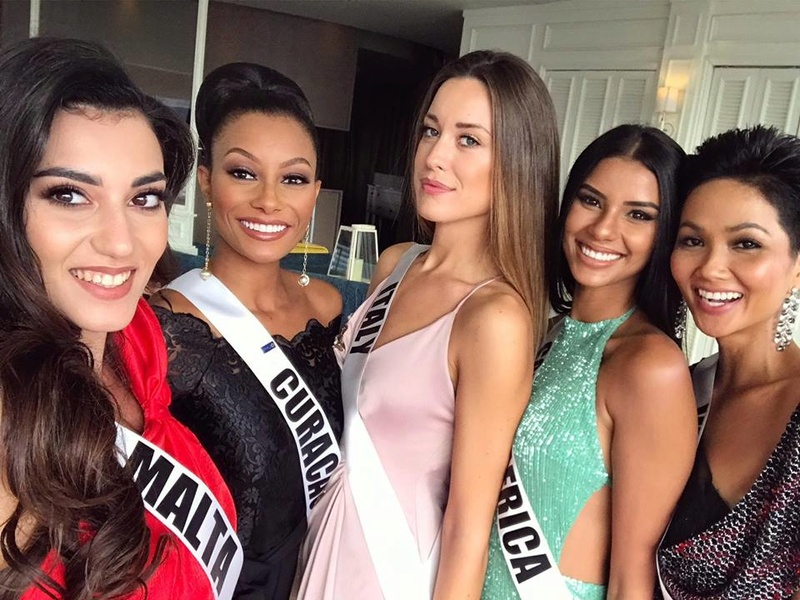 © PAGEANT MANIA © MISS UNIVERSE 2018 - OFFICIAL COVERAGE Finals - Page 20 47294410