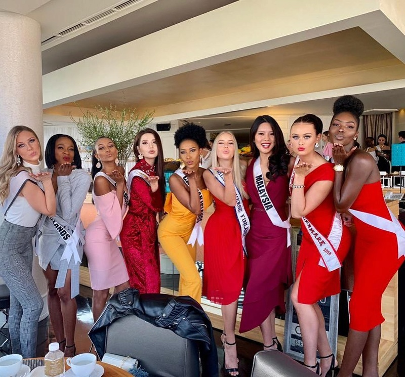© PAGEANT MANIA © MISS UNIVERSE 2018 - OFFICIAL COVERAGE Finals - Page 20 47322811