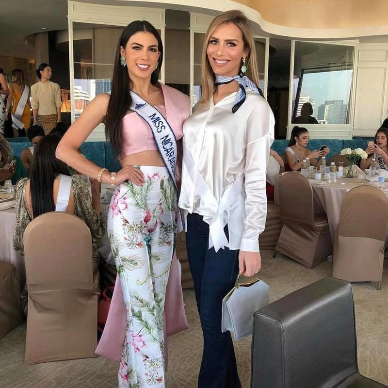 © PAGEANT MANIA © MISS UNIVERSE 2018 - OFFICIAL COVERAGE Finals - Page 23 47325112
