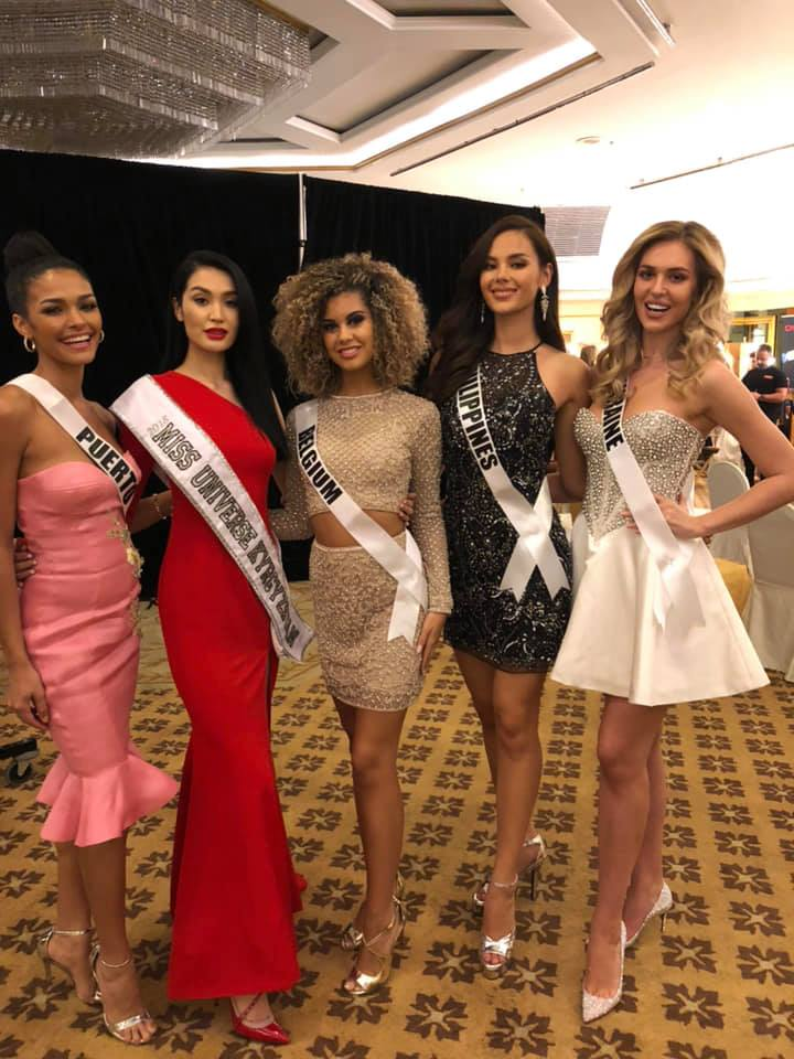 © PAGEANT MANIA © MISS UNIVERSE 2018 - OFFICIAL COVERAGE Finals - Page 24 47354210