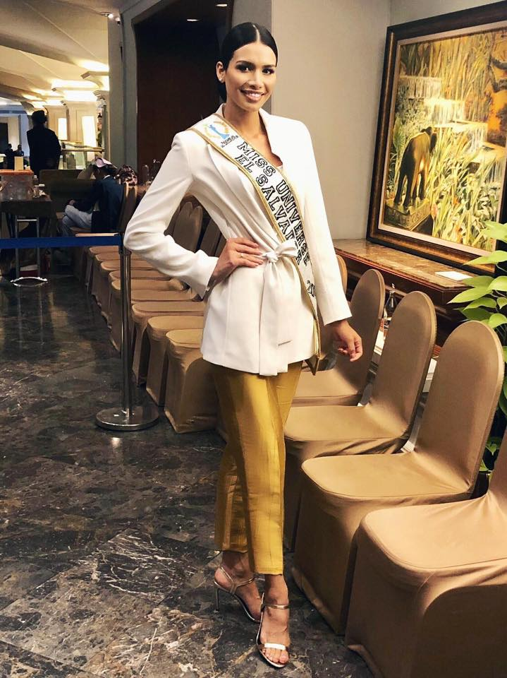 © PAGEANT MANIA © MISS UNIVERSE 2018 - OFFICIAL COVERAGE Finals - Page 20 47364210