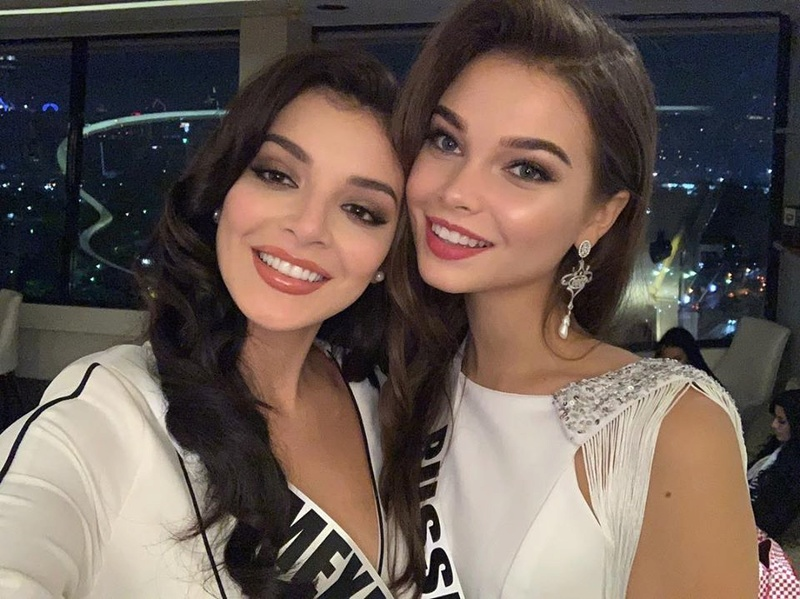 © PAGEANT MANIA © MISS UNIVERSE 2018 - OFFICIAL COVERAGE Finals - Page 22 47385810