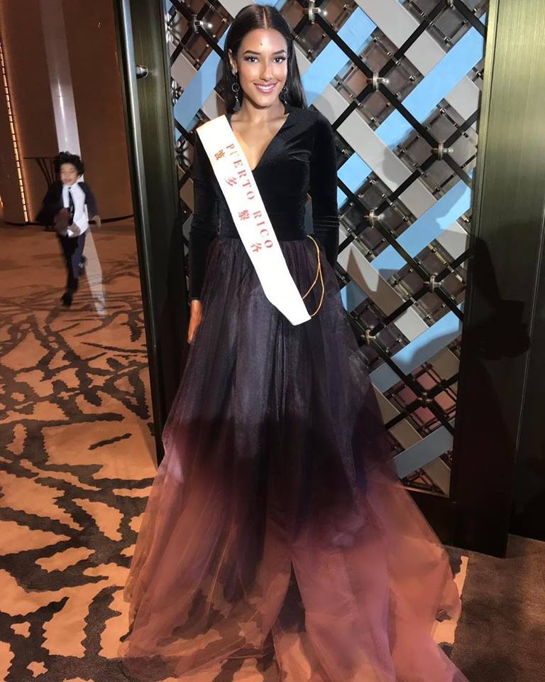 ✪✪✪ MISS WORLD 2018 - COMPLETE COVERAGE  ✪✪✪ - Page 28 47390710