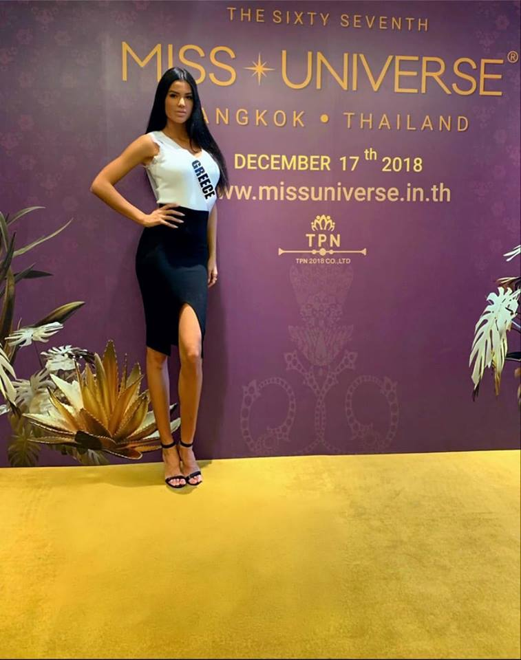 © PAGEANT MANIA © MISS UNIVERSE 2018 - OFFICIAL COVERAGE Finals - Page 23 47395110