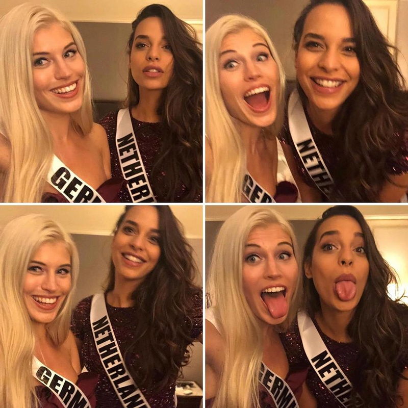 © PAGEANT MANIA © MISS UNIVERSE 2018 - OFFICIAL COVERAGE Finals - Page 23 47399510